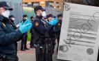 Los policías demandan a sus superiores por prevaricar en la gestión del coronavirus