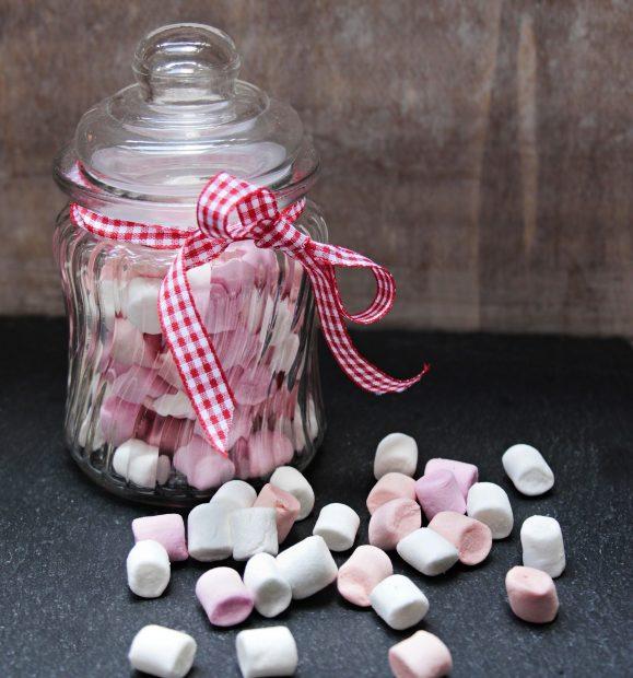 Nubes de azúcar caseras, receta dulce y deliciosa