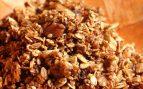 Granola casera de avena, semillas y frutos secos
