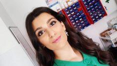 Natalia Salomón Pacheco, enfermera en la residencia Virgen de la Luz @NataliaSalomón