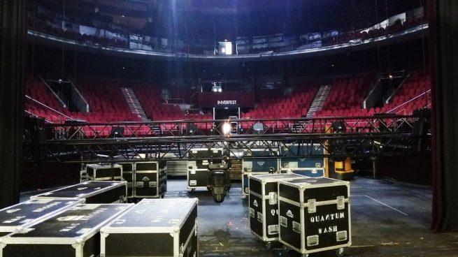 circo price madrid vacio coronavirus cultura musica