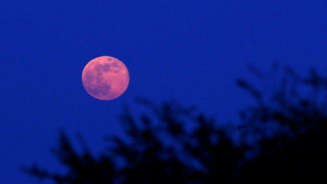 Cuándo será la Súper Luna Rosa de abril 2020