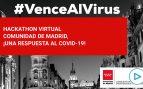 Arranca el Hackathon de Madrid #VenceAlVirus: una novedosa iniciativa contra el coronavirus