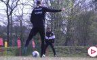 Eintracht entrenamientos coronavirus