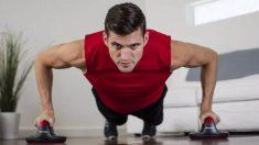 Trabajar los brazos de manera adecuada puede darte excelentes resultados