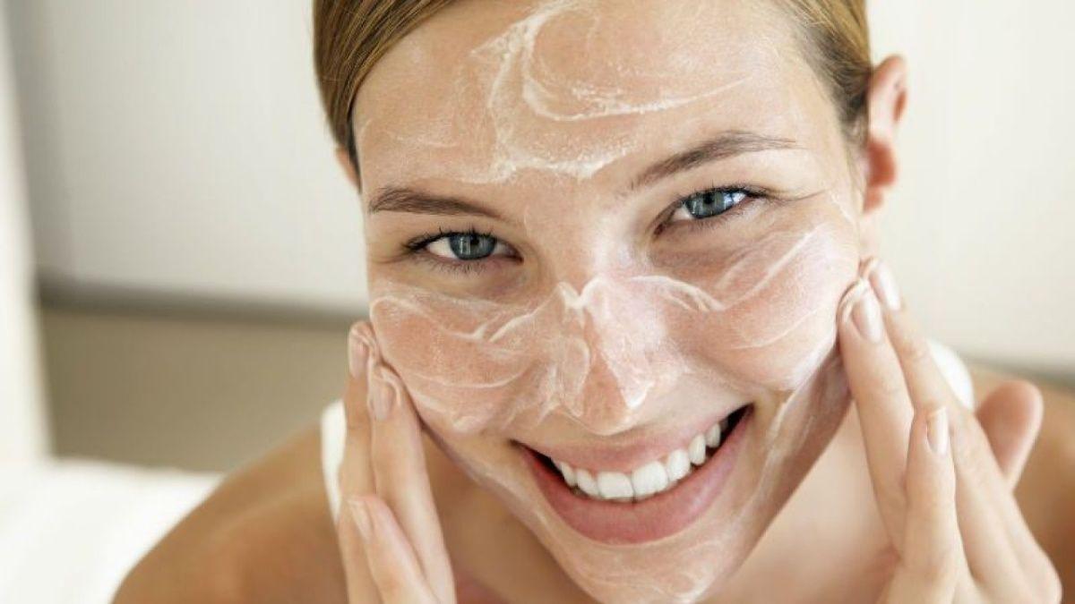 La exfoliación es muy beneficiosa para el estado de la piel