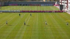Los jugadores del Bayern Múnich se ejercitan en Säbener Strasse. (Foto: fcbayern.com)