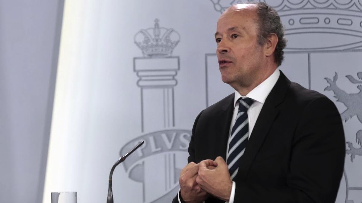 Juan Carlos Campo, ex ministro de Justicia. (Foto: PSOE)