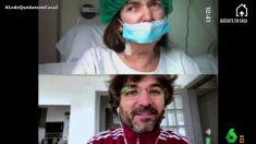 Jordi Évole entrevista a Consol en 'Lo de Évole'