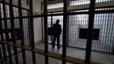 Interior de una cárcel.