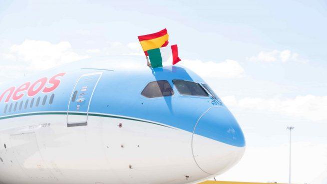 """La empresa italiana Alpitour Group envía su """"Spirit of Italy"""" para traer a España material sanitario contra el COVID-19"""
