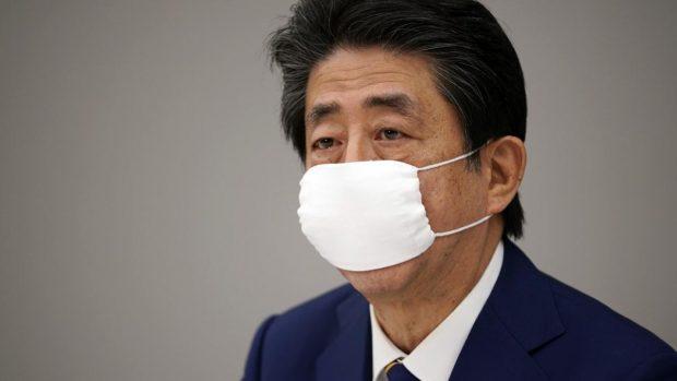 japon coronavirus estado de emergencia shinzo abe