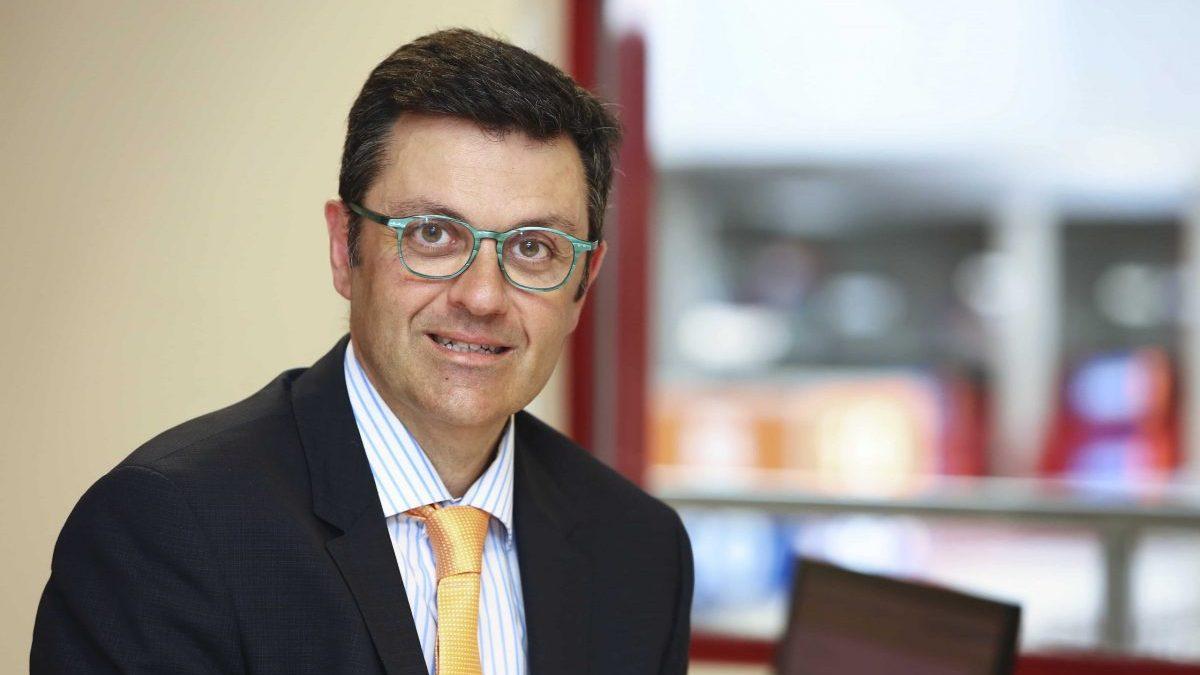 Jaume Bonavia, presidente de Alfil @Alfil