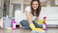Las tareas domésticas pueden ayudarte a quemar calorías