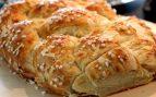 Trenza suiza de pan de leche