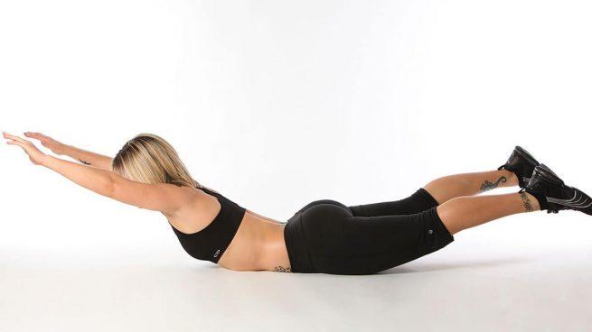 tonificar la espalda