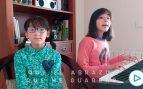 Los hijos de los sanitarios andaluces agradecen la labor de sus padres con esta canción