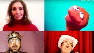Así es la sorprendente canción de Ana Belén 'Agapimú' con Ojete de Calor