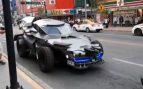 Facebook: El Batmóvil patrulla por las calles para luchar contra el coronavirus