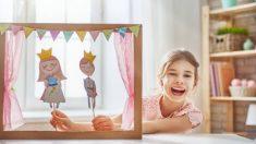 Pasos para hacer un teatro de marionetas de forma fácil