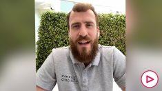 Sergio Rodríguez atendió a OKDIARIO desde su casa en Alicante.