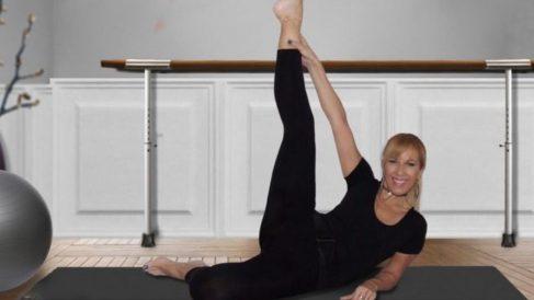 5 ejercicios sencillos para tonificar las piernasel pecho