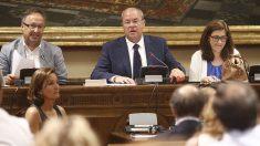 El senador José Antonio Monago, presidente del PP de Extremadura.