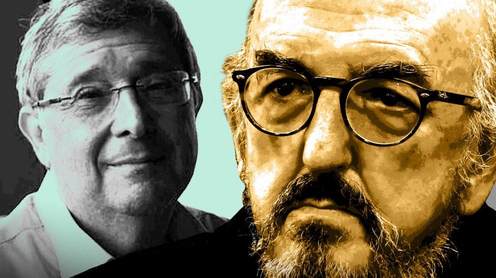 Gerard Romy y Jaume Roures.