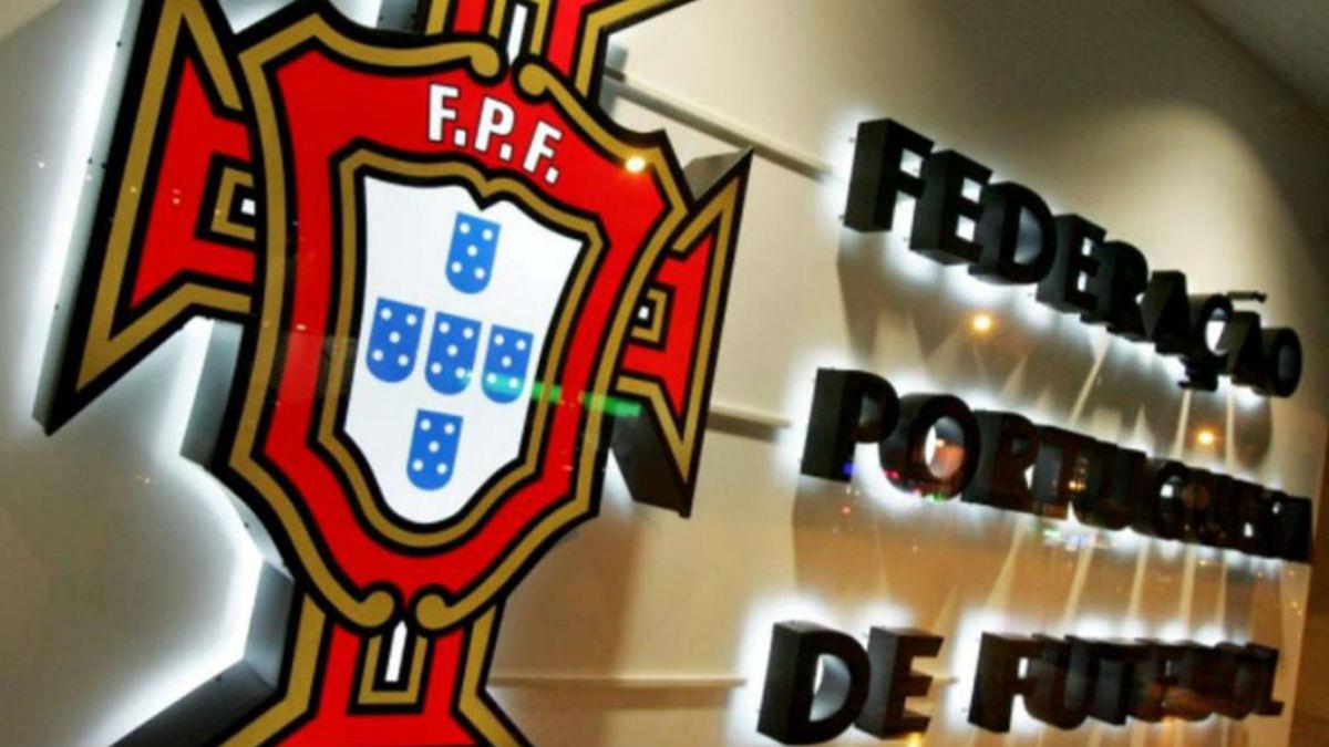 Federación de Fútbol de Portugal.
