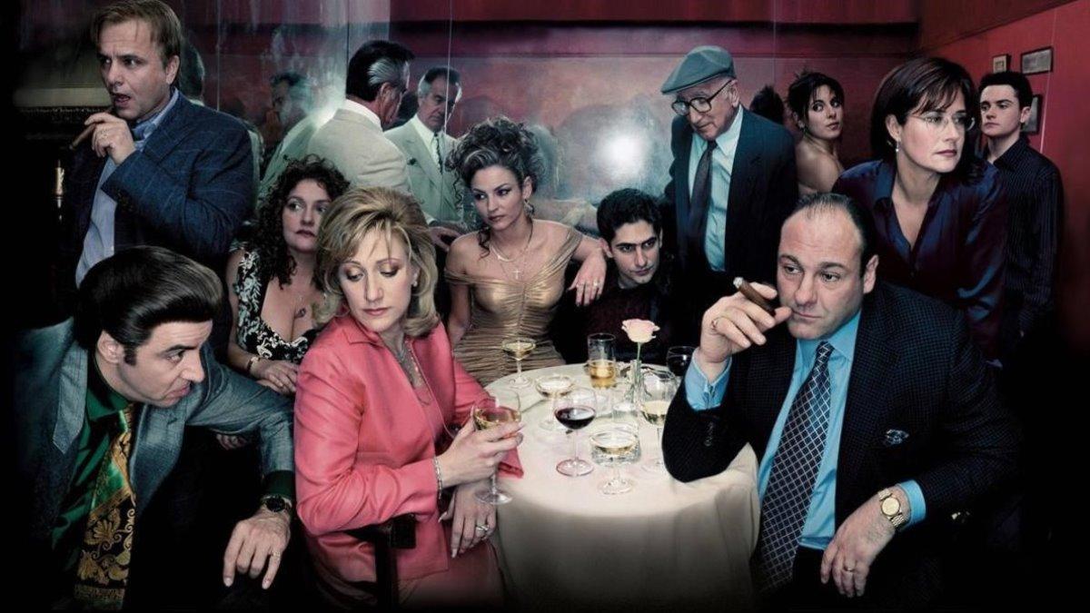 Los Soprano está considerada la mejor serie de todos los tiempos