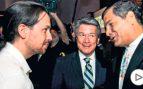 La Justicia de Ecuador condena a Rafael Correa, protector de Iglesias, a 8 años de cárcel por cohecho