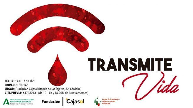 La Fundación Cajasol inicia una campaña de donación de sangre contra el coronavirus