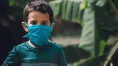 Niños infectados asintomáticos, coronavirus