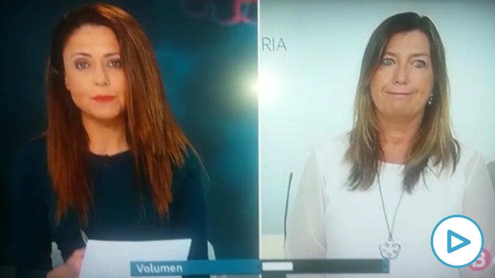 La consellera de Salud del Govern balear, Patricia Gómez.