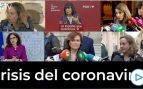 Así escondía el Gobierno de Sánchez el impacto económico del coronavirus