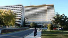 El Hospital General Gómez Ulla, situado en el barrio de Carabanchel (Madrid).