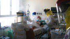 Trabajadores de la Comunidad de Madrid trabajando en la crisis del coronavirus. (Foto: Madrid)