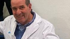 Antonio Gutiérrez, primer médico fallecido en León por coronavirus. Foto. Cortesía de sus hijas.