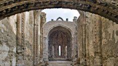Monasterio de Santa María la Real de Valdeiglesias, en Pelayos de la Presa, uno de los 'destinos' virtuales que ofrece la Comunidad de Madrid para esta Semana Santa. Foto: EP