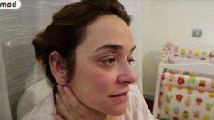 Toñi Moreno vive el confinamiento junto a su bebé