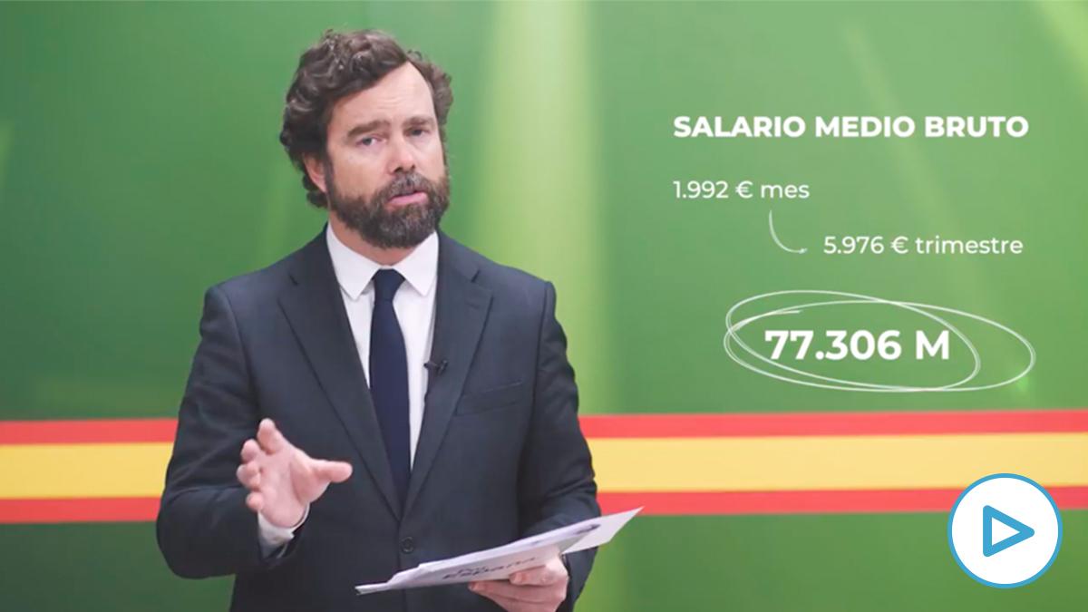 Iván Espinosa de los Monteros.
