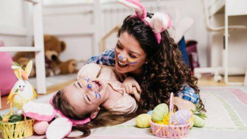 Celebra de forma especial el Lunes de Pascua en casa