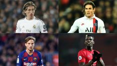 Jugadores que son leyendas pero que serán gangas en el próximo mercado de fichajes (Getty).
