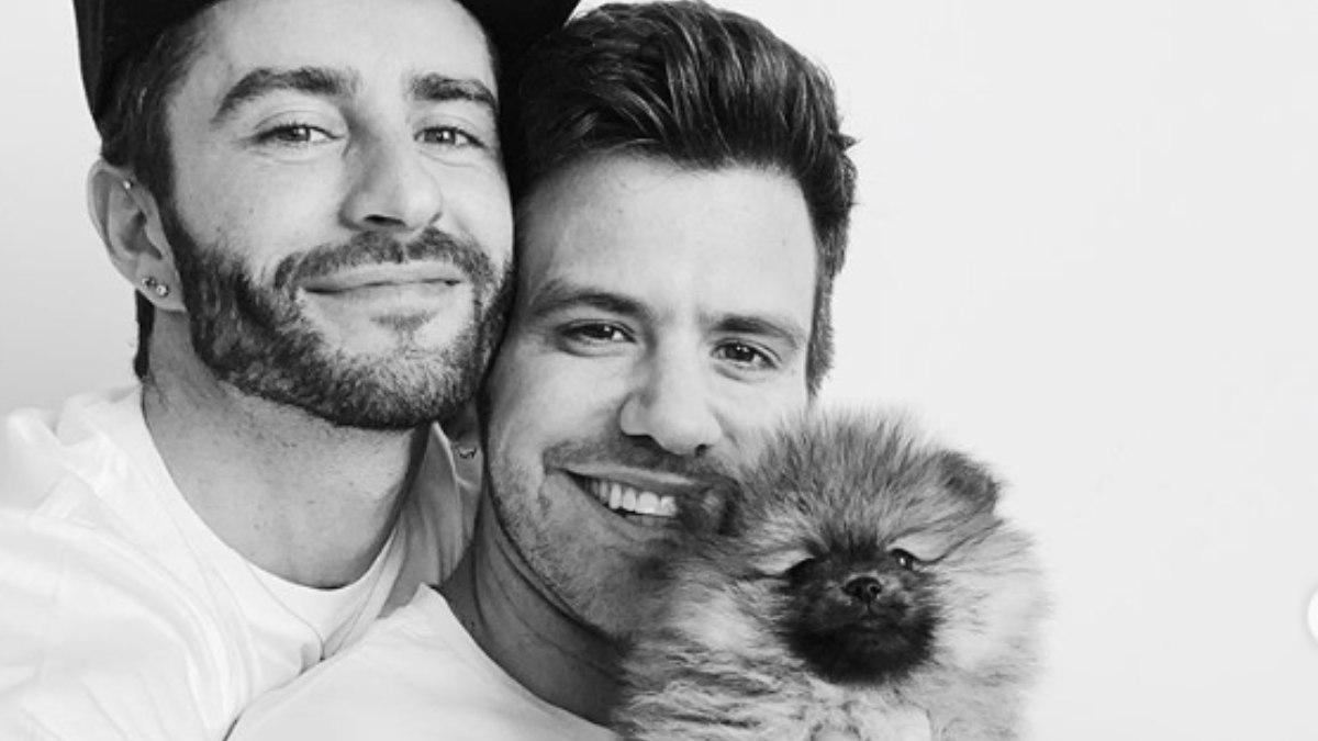 Instagram: Lucía Etxebarría le da una lección a Pelayo Diaz y su perro de 'lujo'