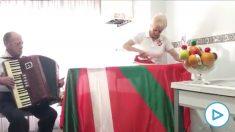 El vídeo difundido por el PNV.