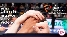 En directo: gala solidaria #LaMejorAsistencia.