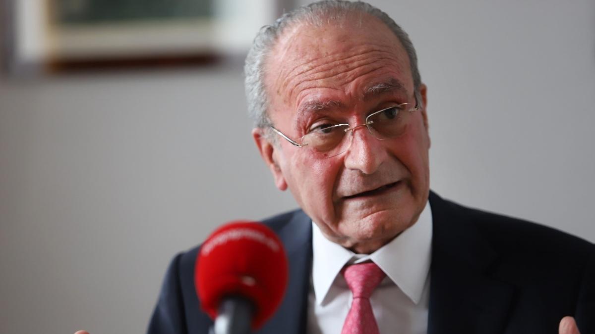 Alcalde de Málaga, Francisco de la Torre. Foto: EP