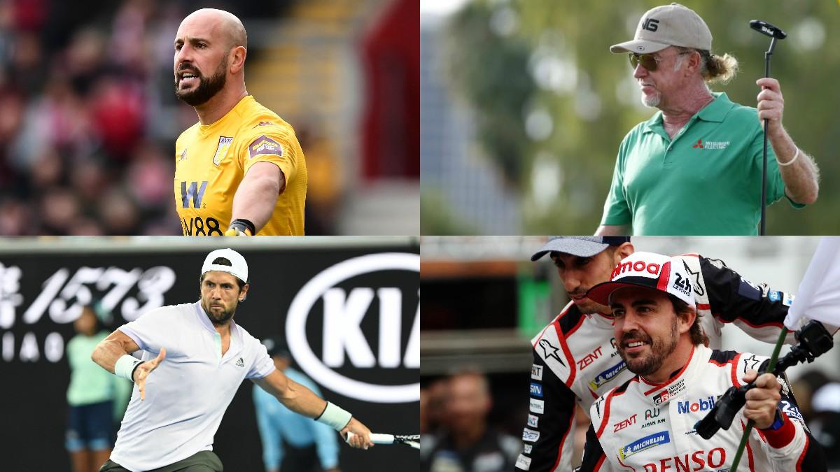 Numerosos deportistas españoles se han sumado a las voces críticas contra el Gobierno por el coronavirus.
