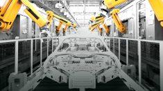 Fabrica del sector automovilístico.