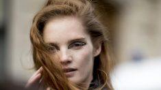 La raya flotante es una de las tendencias de maquillaje que triunfan este año